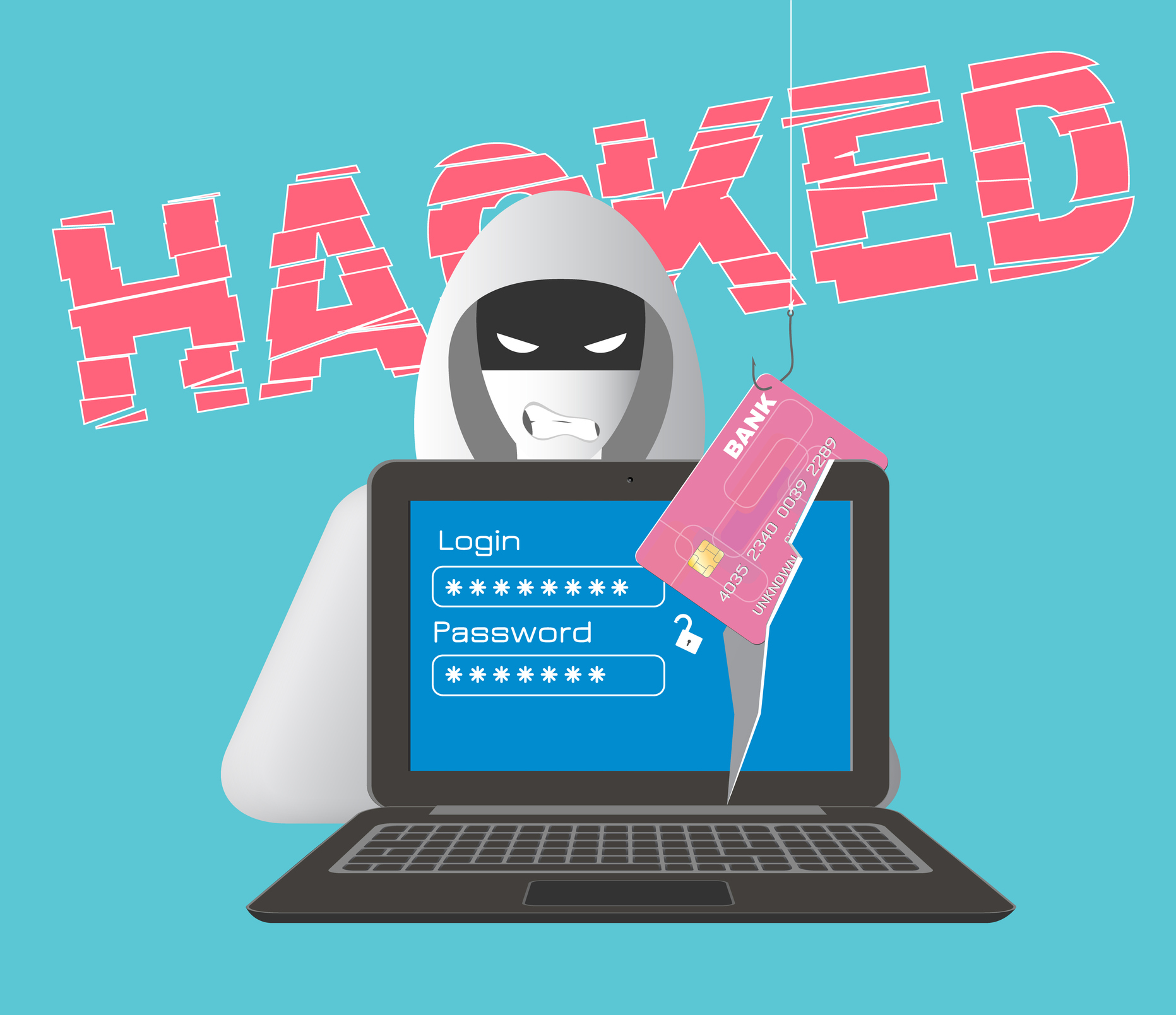 Seven steps to take after your email account is hacked