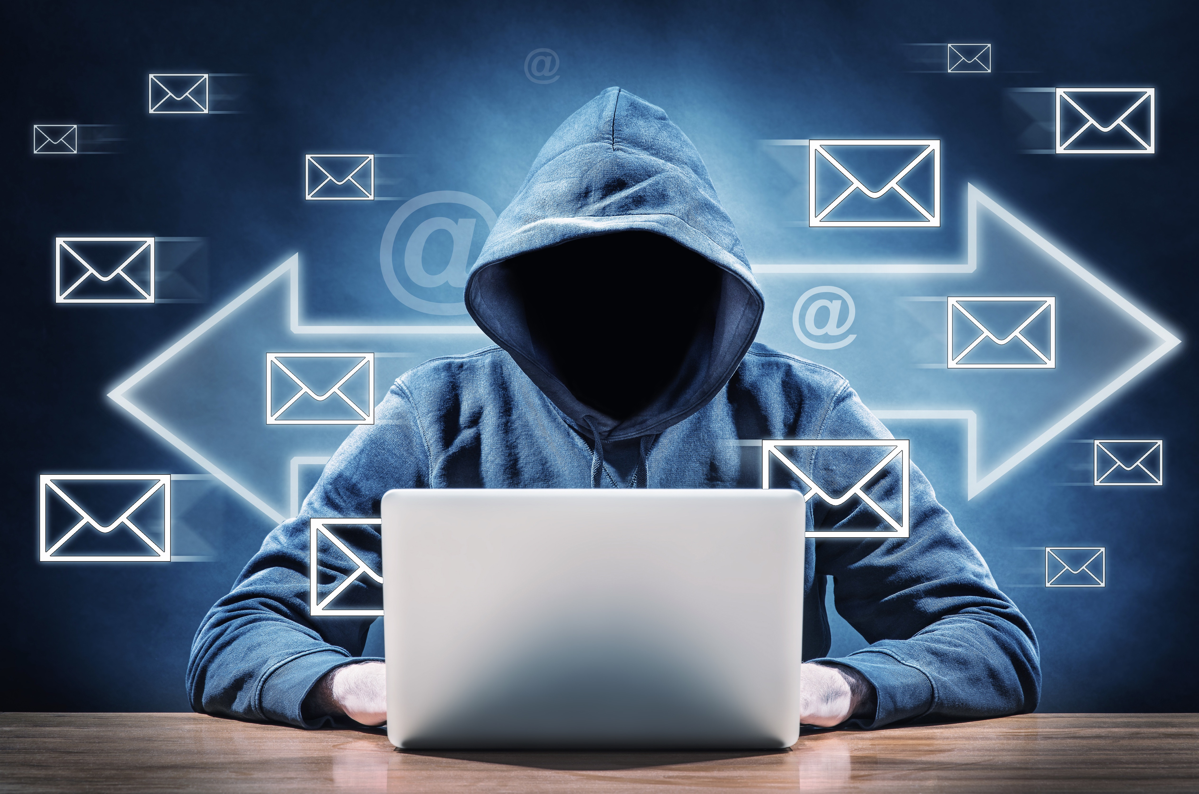 What are the dangers with my email being spoofed?