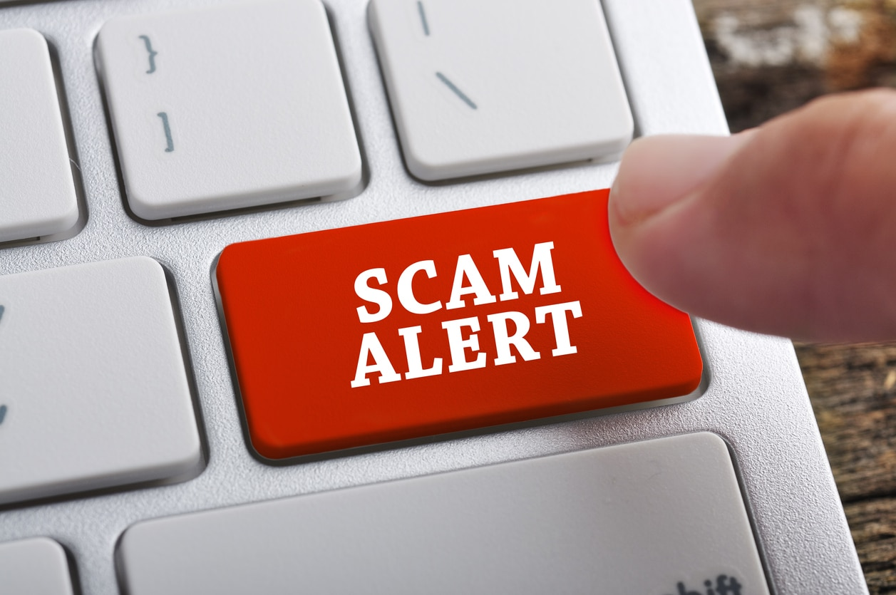 How to report fraudulent emails to the NCSC